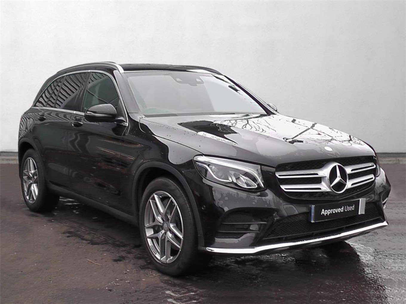 New Mercedes Benz >> GLC 250 d 4MATIC AMG Line